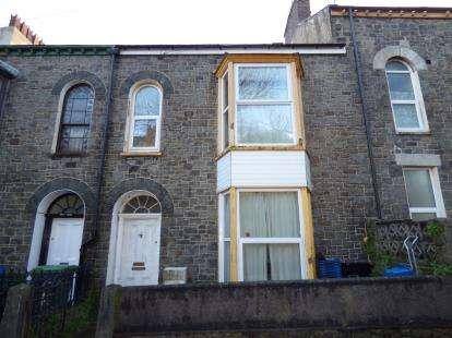 Terraced House for sale in The Crescent, Bangor, Gwynedd, LL57