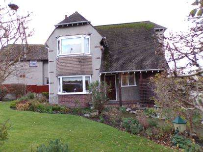 3 Bedrooms Detached House for sale in Bevan Avenue, Mochdre, Colwyn Bay, Conwy, LL28