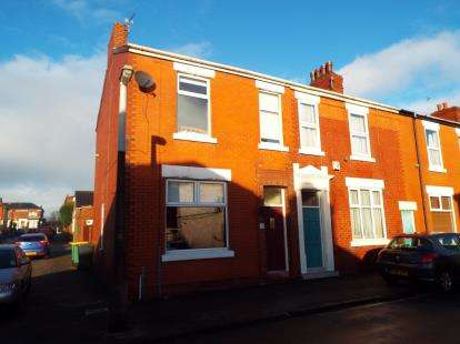 3 Bedrooms End Of Terrace House for sale in Robinson Street, Fulwood, Preston, Lancashire, PR2