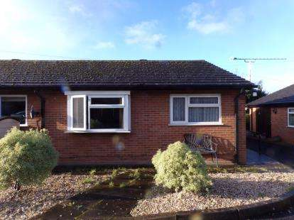 2 Bedrooms Bungalow for sale in Rhos Y Wern, Ruthin, Denbighshire, LL15
