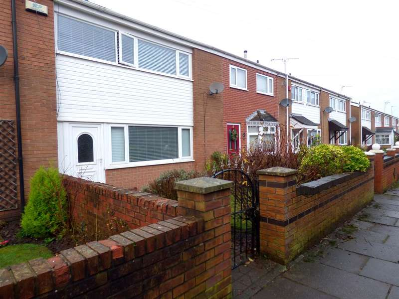 2 Bedrooms Terraced House for sale in Woodfield Road, Huyton, Liverpool