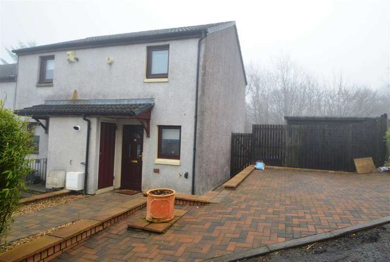 2 Bedrooms End Of Terrace House for sale in Durisdeer Drive, Hamilton