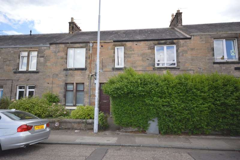 1 Bedroom Flat for rent in Balsusney Road, Kirkcaldy, KY2