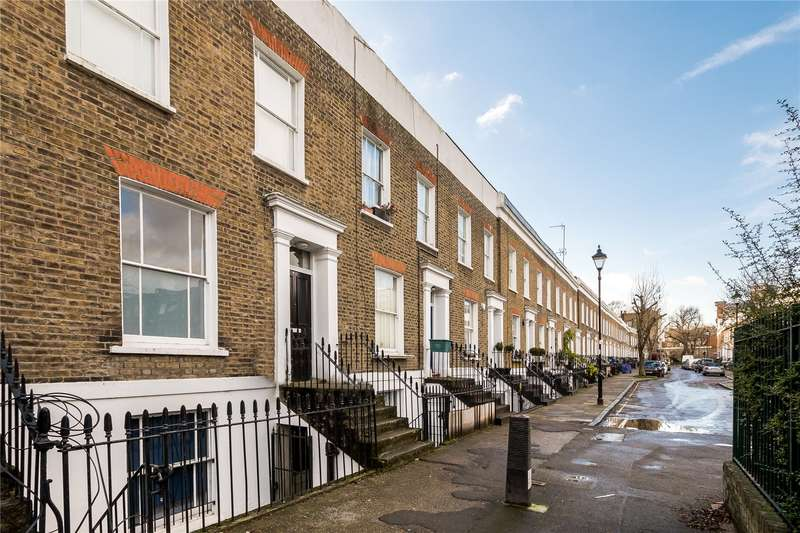 2 Bedrooms Flat for sale in Mitchison Road, London, N1