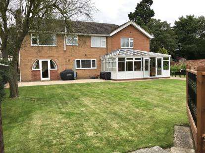 4 Bedrooms Detached House for sale in Chapel Lane, Sibsey, Boston, Lincolnshire