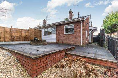 2 Bedrooms Bungalow for sale in Newtown Road, East Worcester, Worcester, Worcestershire