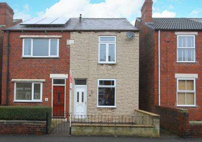 2 Bedrooms Semi Detached House for sale in Victoria Road, Beighton, Sheffield, South Yorkshire