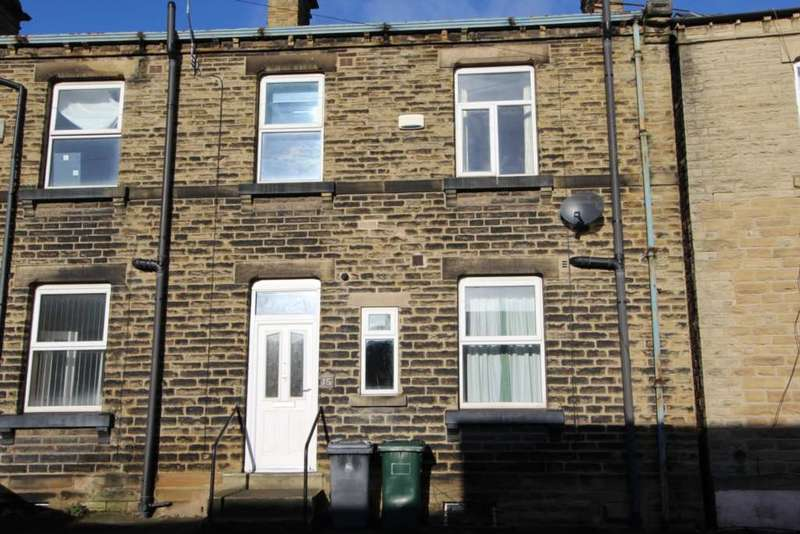 2 Bedrooms Terraced House for rent in Valley Road, Liversedge