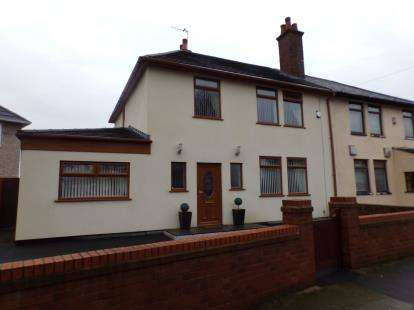 3 Bedrooms Semi Detached House for sale in Adlam Road, Fazakerley, Liverpool, Merseyside, L10