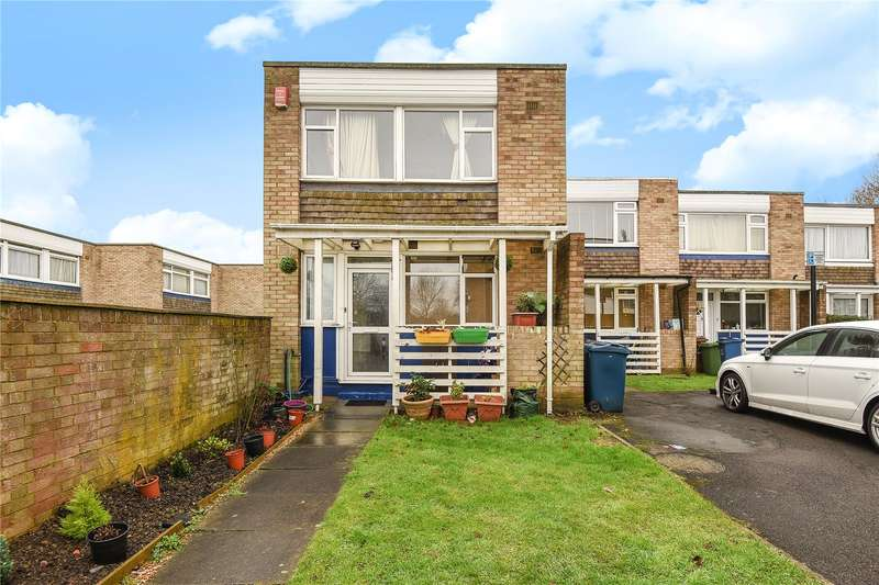 2 Bedrooms End Of Terrace House for sale in Tulip Court, Nursery Road, Pinner, HA5