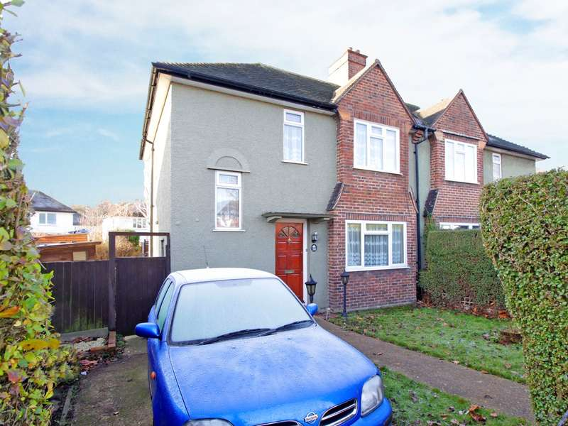 3 Bedrooms Semi Detached House for sale in The Glade, Shirley, Croydon, CR0