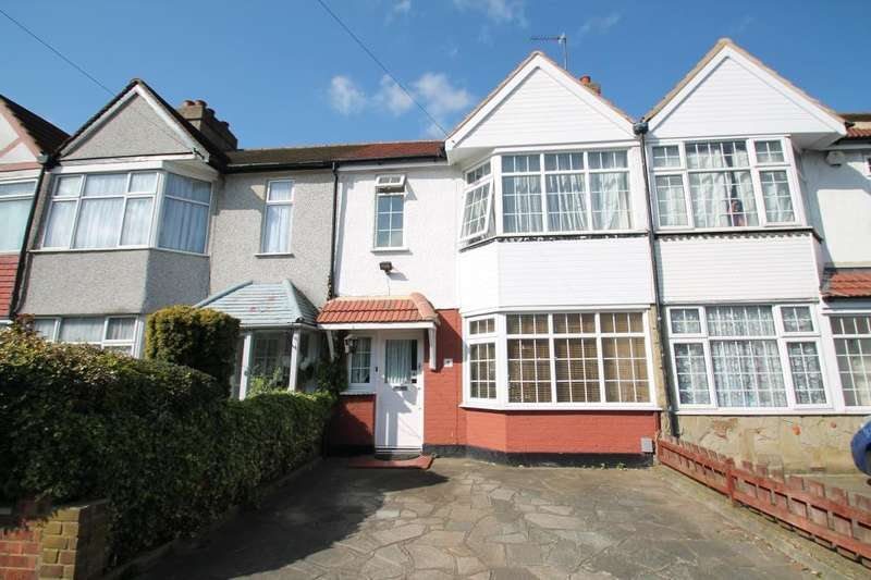 3 Bedrooms Terraced House for sale in TREHEARN ROAD, HAINAULT