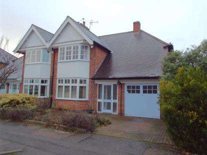 3 Bedrooms Semi Detached House for sale in Ryde Avenue, Leicester