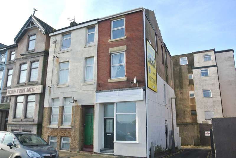 3 Bedrooms Commercial Property for sale in Tyldesley Road, Blackpool, FY1 5DH