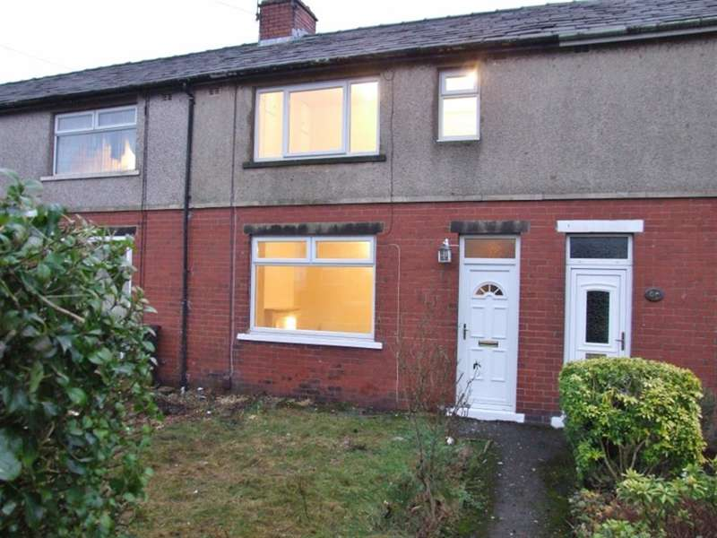 4 Bedrooms Terraced House for sale in Sandhall Lane, Highroad Well, Halifax, HX2 0DH
