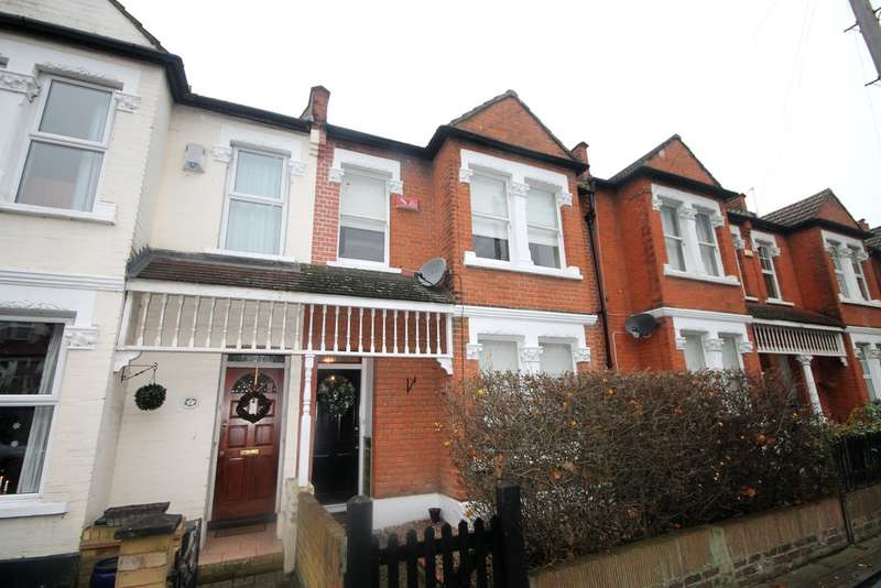 3 Bedrooms End Of Terrace House for sale in Amesbury Road, Bickley