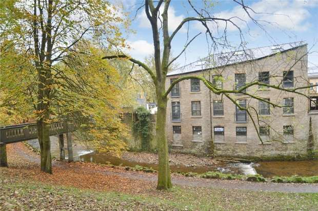 2 Bedrooms Flat for sale in Riverside Mill, George Street, Glossop Derbyshire