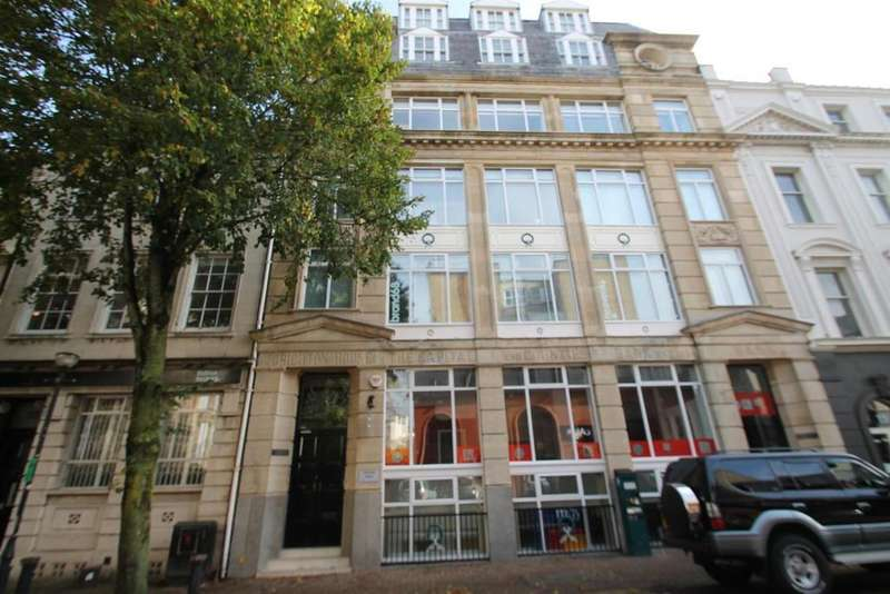 1 Bedroom Apartment Flat for sale in Mount Stuart Square, Cardiff