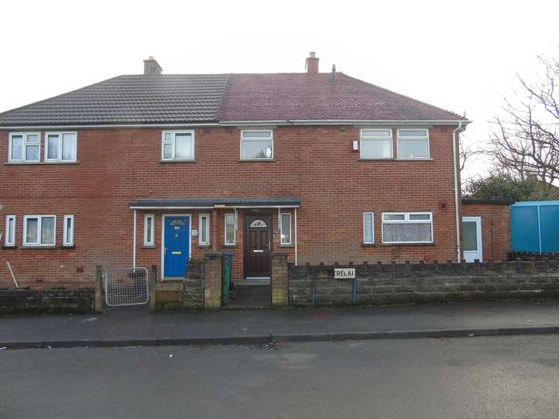 3 Bedrooms Semi Detached House for sale in Heol Trelai, Cardiff