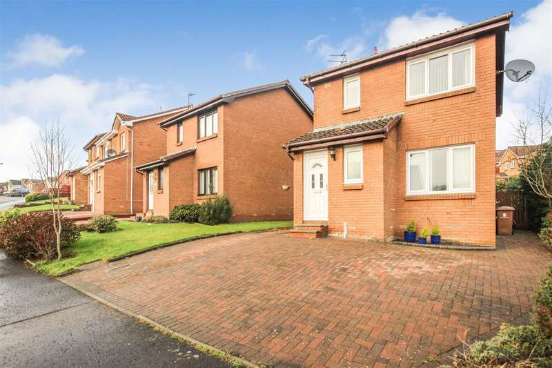 3 Bedrooms Detached House for sale in James Smith Avenue, Falkirk