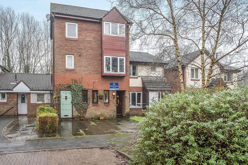 1 Bedroom Flat for sale in Rosemary Court, Penwortham, Preston, PR1