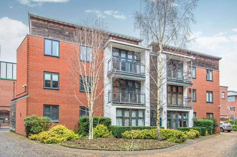 2 Bedrooms Apartment Flat for rent in St Edmunds Wharf, Norwich