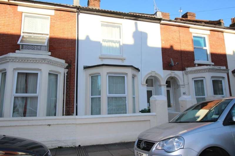 4 Bedrooms Property for rent in Margate Road, Southsea, PO5