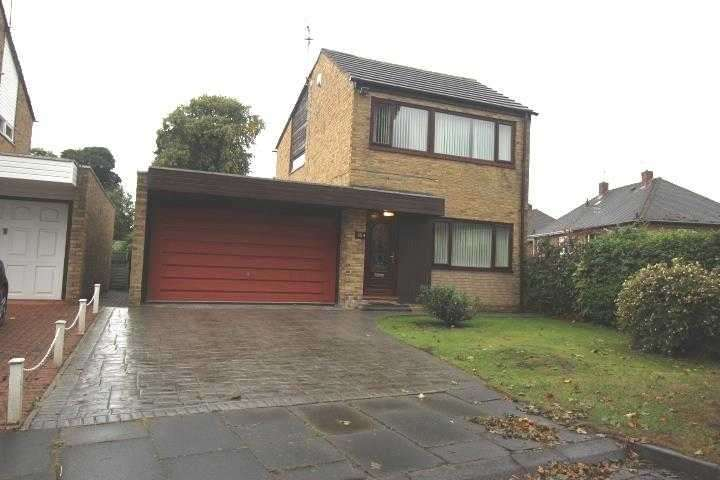 3 Bedrooms Detached House for sale in Lanercost Park, Cramlington