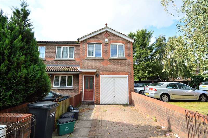 3 Bedrooms Semi Detached House for sale in St Peters Road, South Croydon