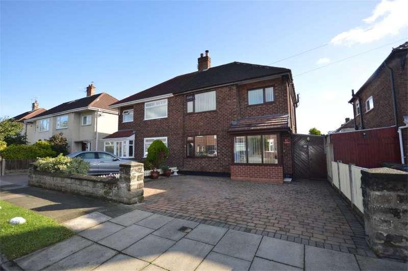 3 Bedrooms Semi Detached House for sale in Teesdale Road, Bebington