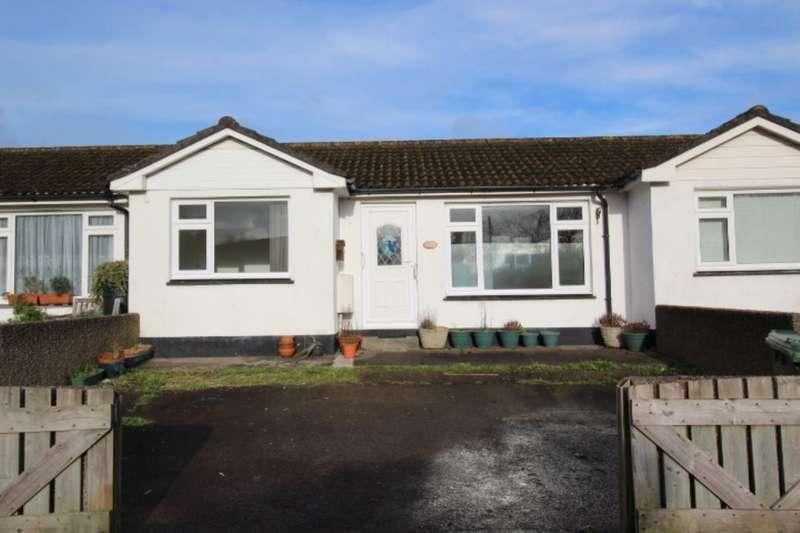 2 Bedrooms Semi Detached Bungalow for rent in Millfield, Gulval, Penzance, TR18