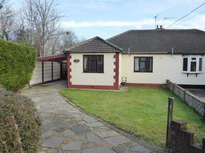 3 Bedrooms Semi Detached House for sale in Benfleet, Essex, .