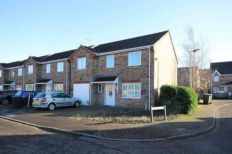 4 Bedrooms Detached House for rent in Primrose Drive, Brandon