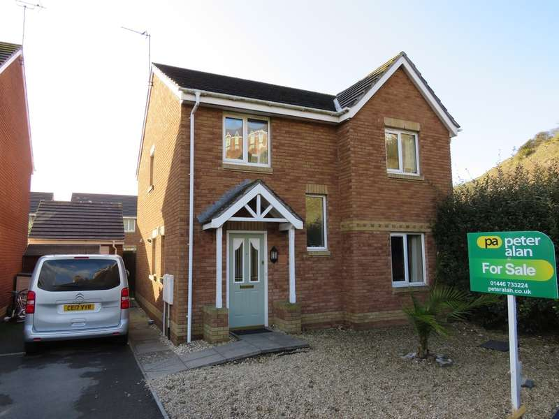 4 Bedrooms Detached House for sale in Maes Lindys, Rhoose, Barry