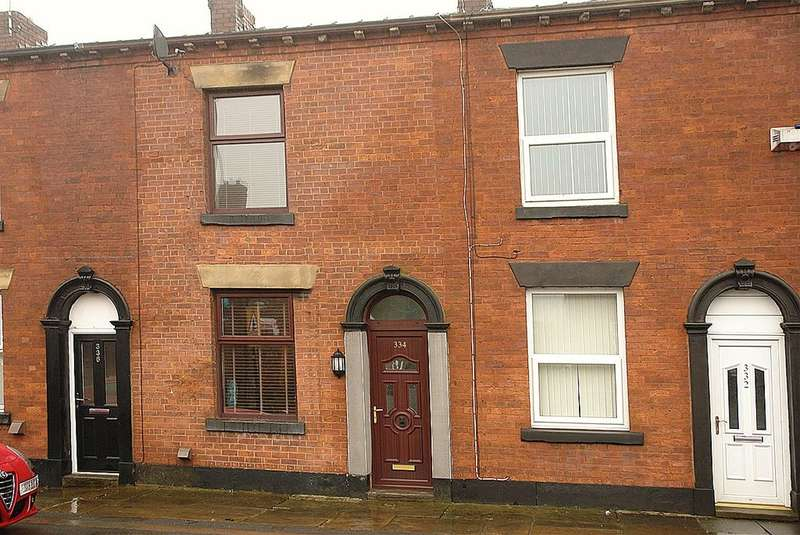 2 Bedrooms Terraced House for sale in Rochdale Road, Royton