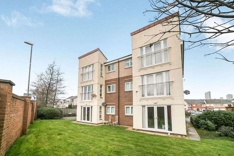 2 Bedrooms Flat for rent in Cormorant Drive, Gateshead, NE11