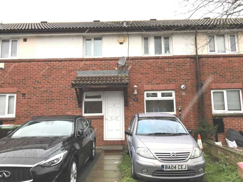 2 Bedrooms House for sale in Cherbury Close, Thamesmead, SE28 8PQ
