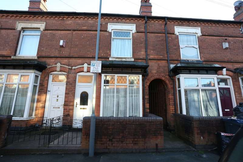 2 Bedrooms Terraced House for sale in Woodall Road, Birmingham, West Midlands, B6