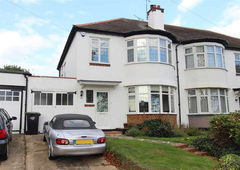 3 Bedrooms Semi Detached House for rent in Kenilworth Gardens, Westcliff on Sea