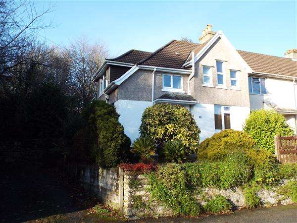 4 Bedrooms End Of Terrace House for rent in Western Place, Penryn