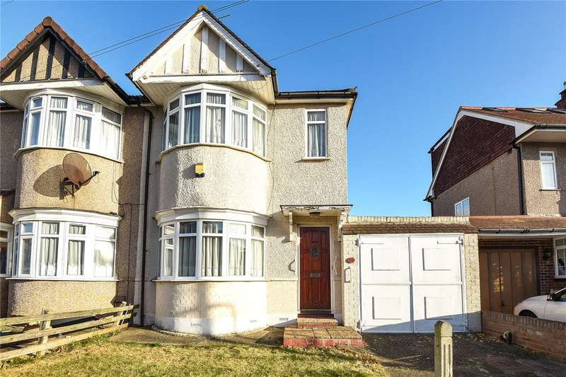 2 Bedrooms End Of Terrace House for sale in Bideford Road, South Ruislip, Middlesex, HA4