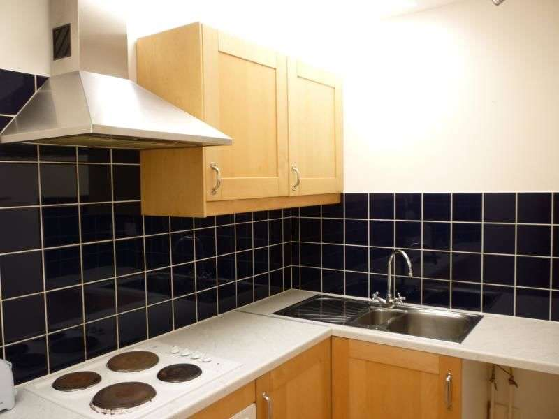 1 Bedroom Flat for rent in East Hill, St. Austell, PL25