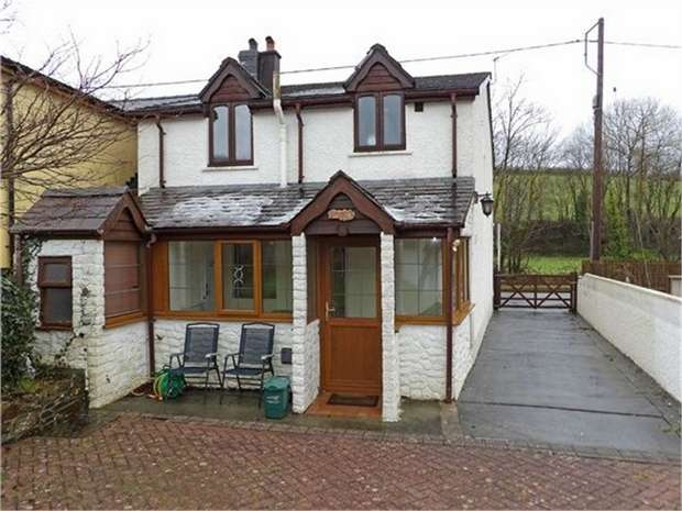3 Bedrooms Cottage House for sale in Llanwrda, Llanwrda, Carmarthenshire