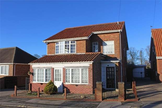 4 Bedrooms Detached House for sale in Main Street, Sewerby, Bridlington, East Riding of Yorkshire