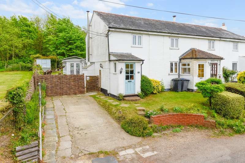 2 Bedrooms House for sale in The Row, Barnsole Road, Staple, CT3