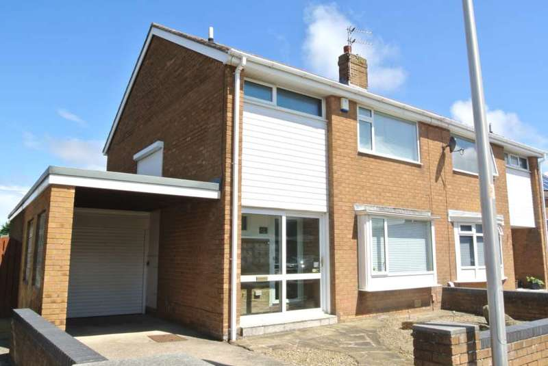 3 Bedrooms Semi Detached House for sale in Gaydon Way, Thornton Cleveleys, FY5 3HN