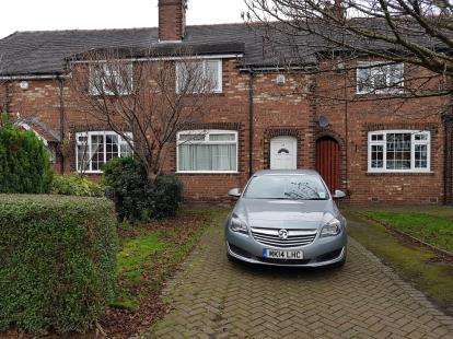 2 Bedrooms Terraced House for sale in Grove Lane, Timperley, Altrincham, Greater Manchester