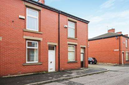 2 Bedrooms Terraced House for sale in Francis St, Mill Hill, Blackburn, Lancashire