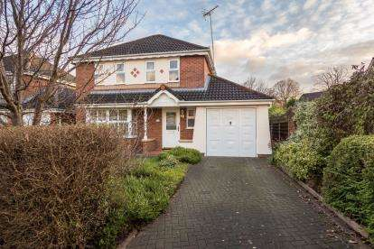 4 Bedrooms Detached House for sale in Owens Farm Drive, Offerton, Stockport, Cheshire