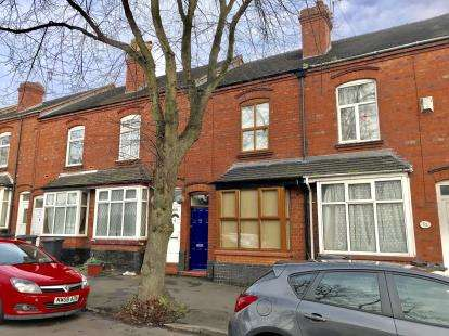 2 Bedrooms Terraced House for sale in Albert Street, Newcastle, Staffordshire